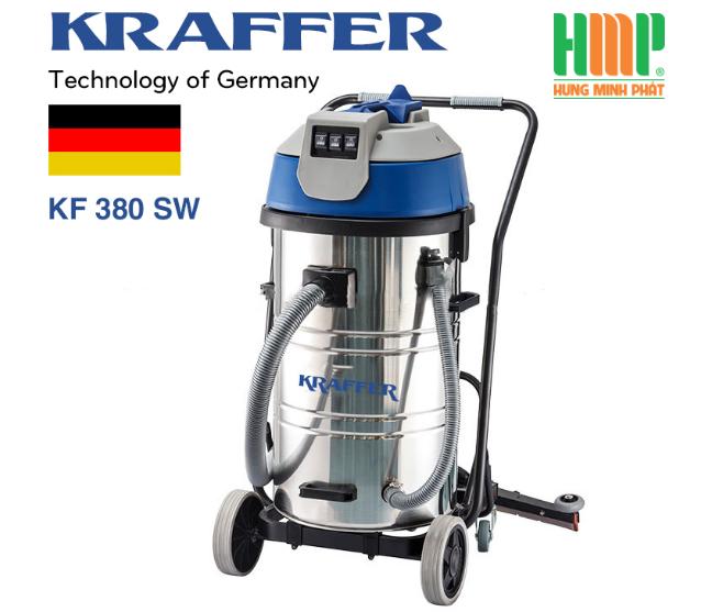 Máy hút bụi công nghiệp Kraffer KF 380 SW