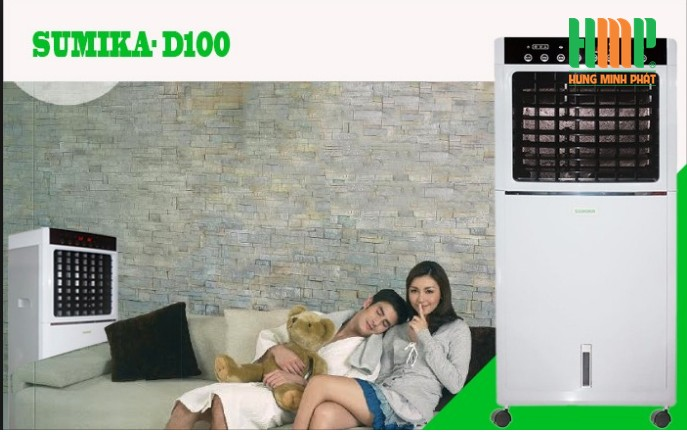 Máy làm mát không khí SUMIKA D 100