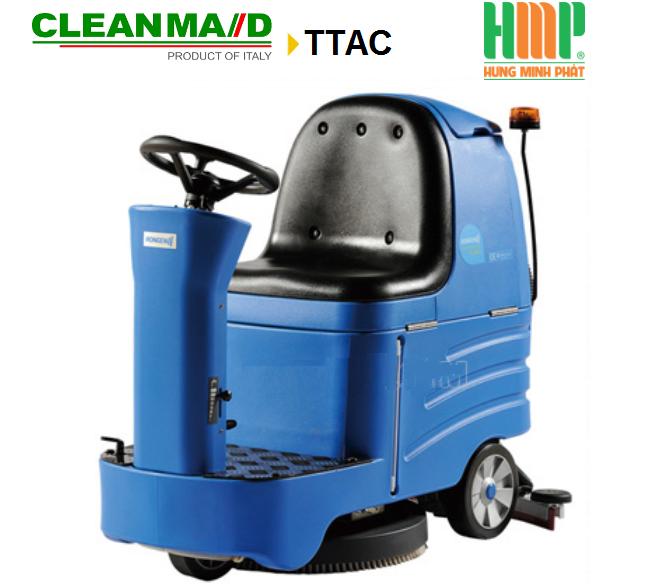 Máy lau sàn công nghiệp Clean Maid TT-AC