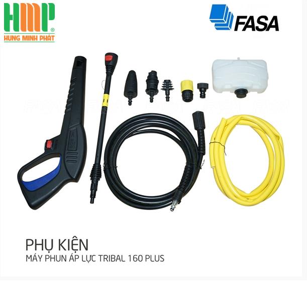 Máy phun rửa áp lực cao FASA Tribal 160 Plus