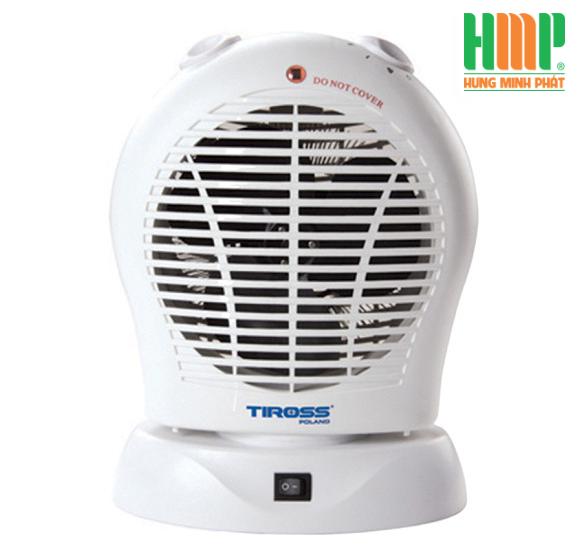 Quạt sưởi ấm hai chiều Tiross TS944