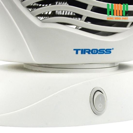 Quạt sưởi ấm hai chiều Tiross TS945
