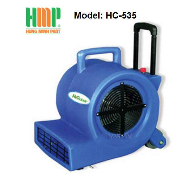 Quạt thổi thảm Hiclean HC 535