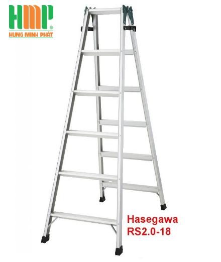 Thang nhôm chữ AHasegawa-Japan RS2.0-18