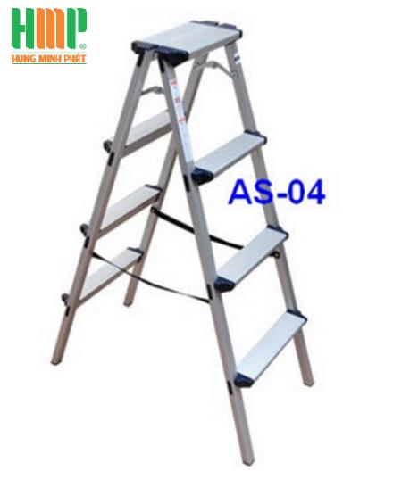 Thang nhôm chữ A Tungsing AS-04