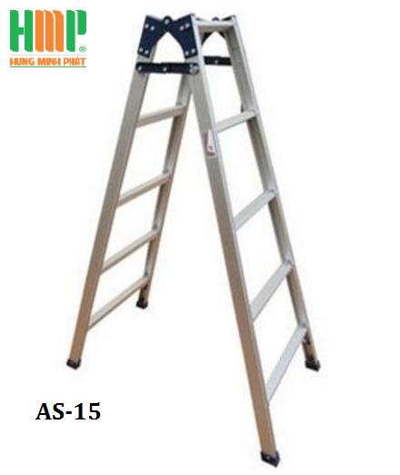 Thang nhôm chữ A Tungsing AS-15