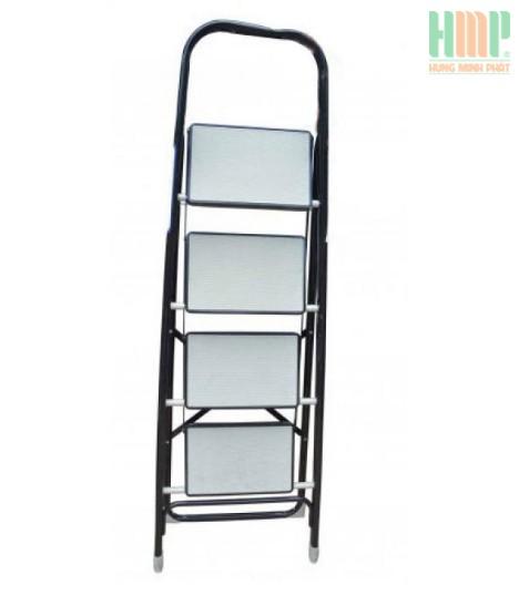 Thang nhôm ghế 4 bậc bản to PAL ST-04