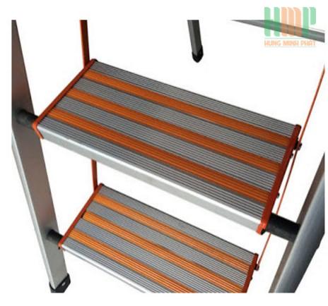 Thang nhôm ghế 3 bậc Unigawa UN-3A
