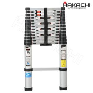 Thang nhôm rút gọn Hakachi HT-410