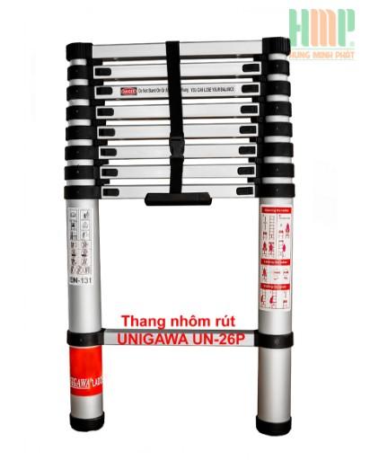 Thang nhôm rút UNIGAWA UN-38P
