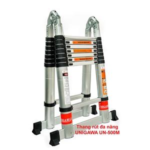 Thang nhôm rút gọn đa năng UNIGAWA UN-500M(5,0M)