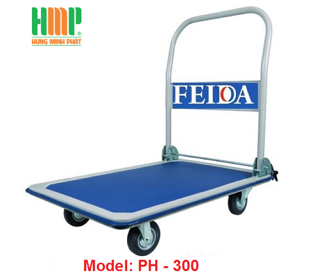 Xe đẩy sàn nhựa Feida PH-300