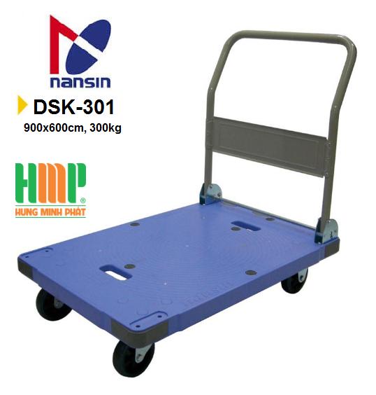 Xe đẩy hàng Nansin DSK-301