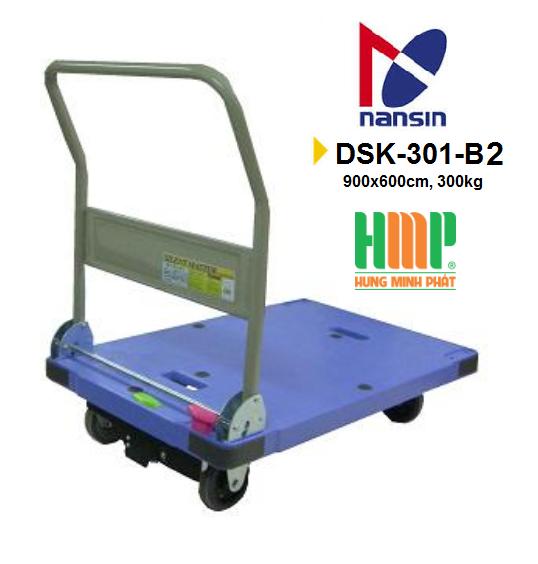 Xe đẩy hàng Nansin DSK-301B2