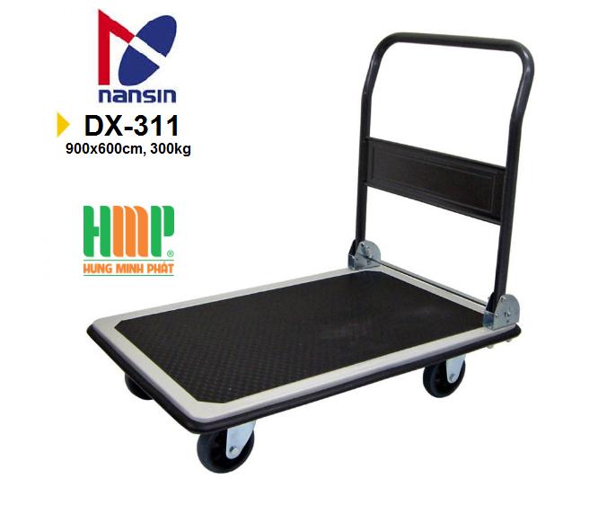 Xe đẩy hàng Nansin DX-311