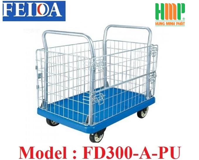 Xe đẩy sàn nhựa Feida FD – 300A-PU