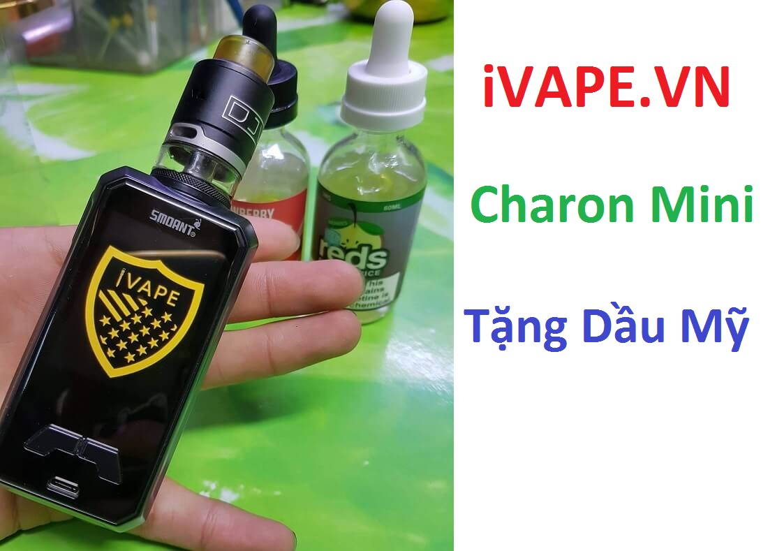 vape charon mini