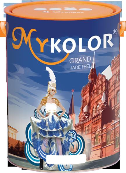 Đặc điểm của Sơn nước phủ ngoại thất Mykolor Grand