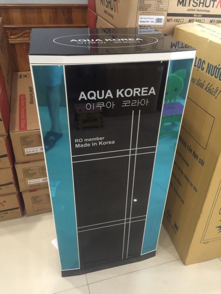 Image result for máy lọc nước aqua korea