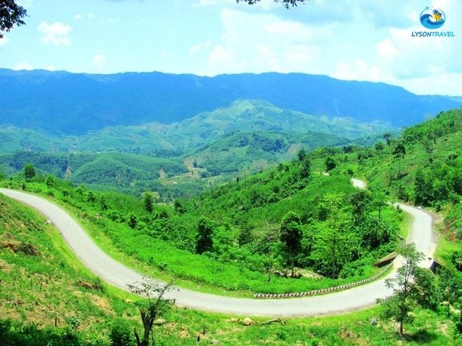 Tour du lịch Lý Sơn – Măng Đen, Kon Tum 4 ngày 3 đêm