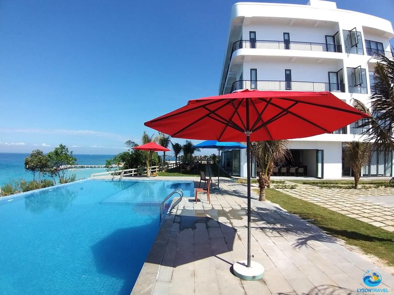 Tour nghỉ dưỡng Lý Sơn 3 ngày 2 đêm resort 4 sao