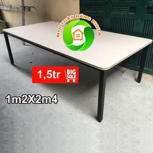 Thanh lý bàn ghế văn phòng ở Cát Linh