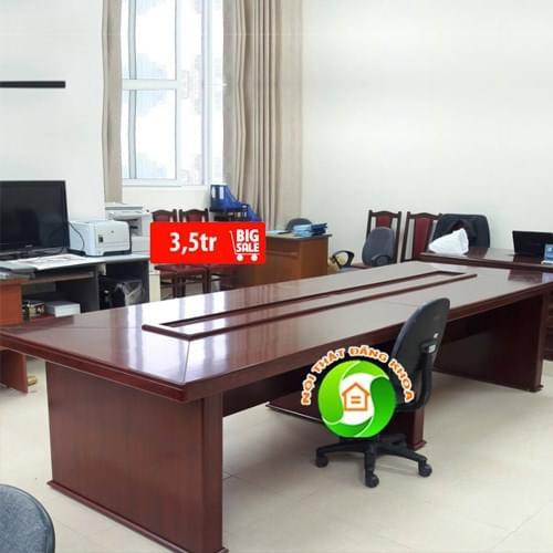 Thanh lý bàn ghế văn phòng ở Cổ Linh
