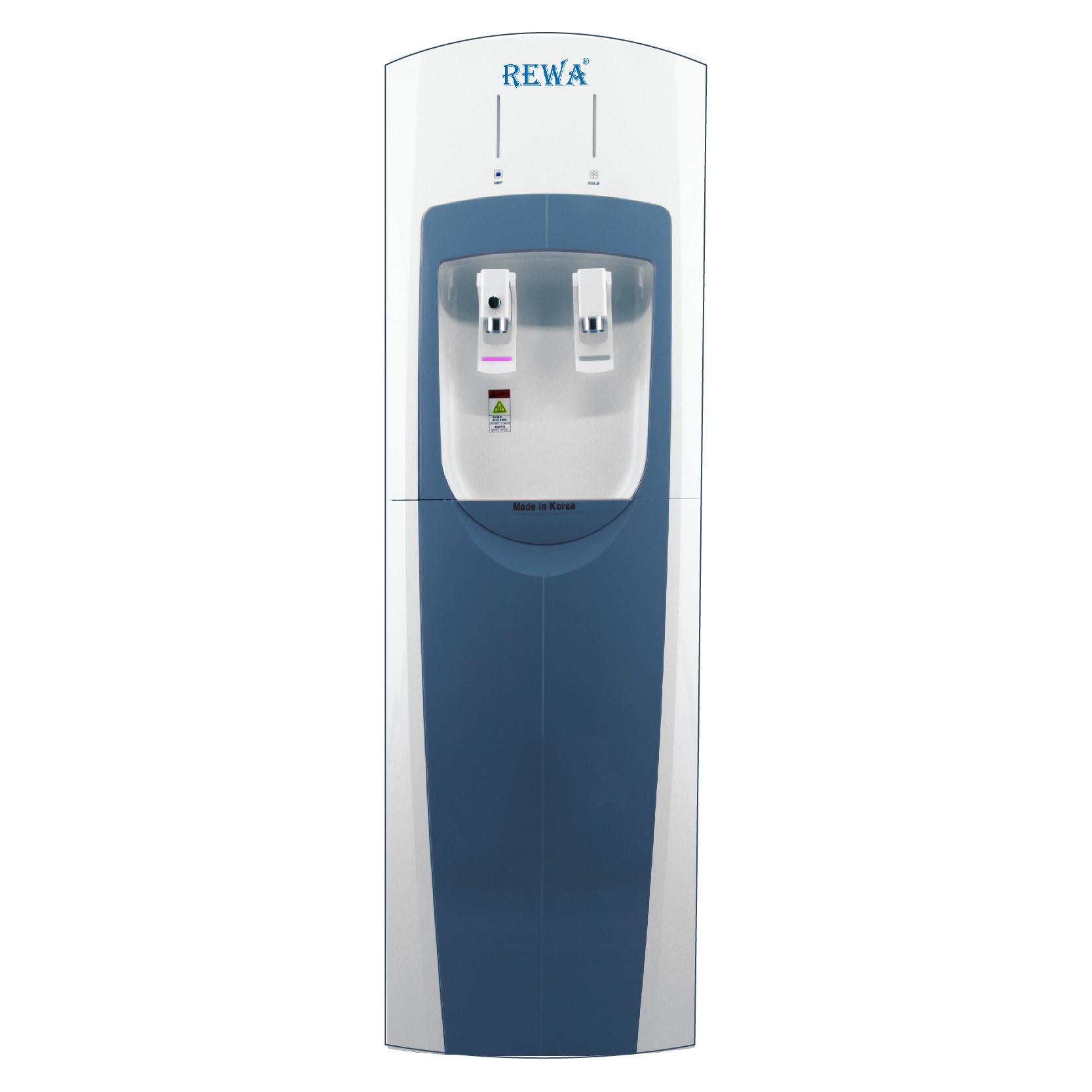 Máy lọc nước nóng lạnh RW-RO.NA-340 Xanh (Blue)