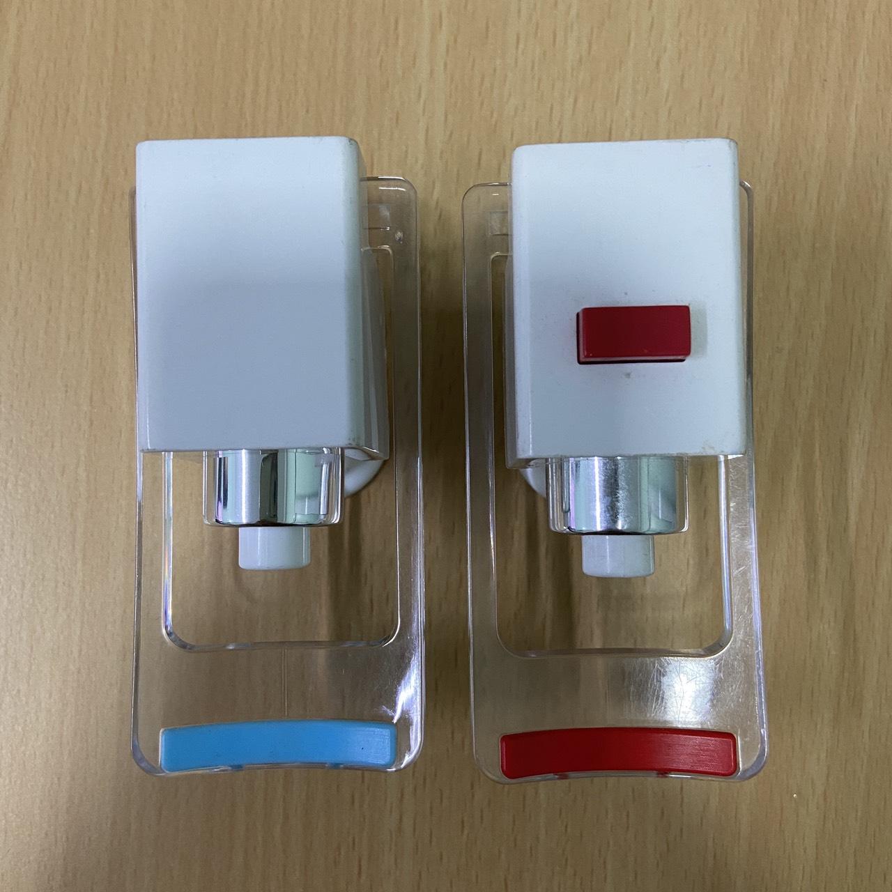 Vòi nóng - Vòi lạnh : Model 218/800/816 : Màu trắng
