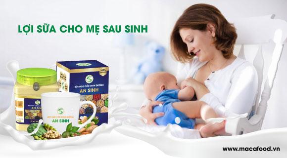 Ngũ cốc lợi sữa an sinh