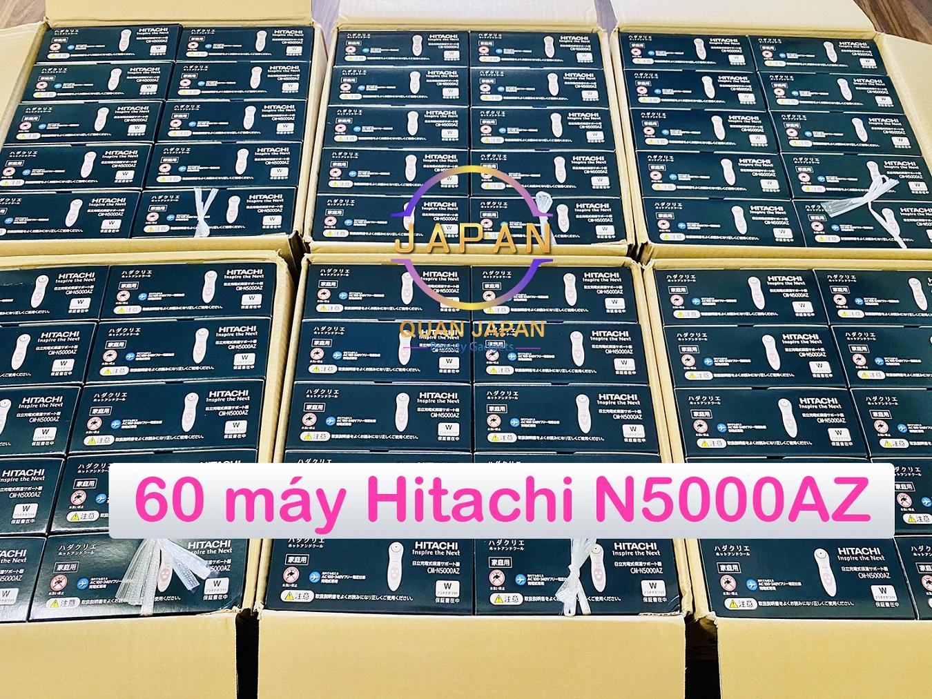 Máy Hitachi Hada Crie N5000 - N5000AZ - N50000UF( Hàng chính hãng, bảo hành 1 năm)