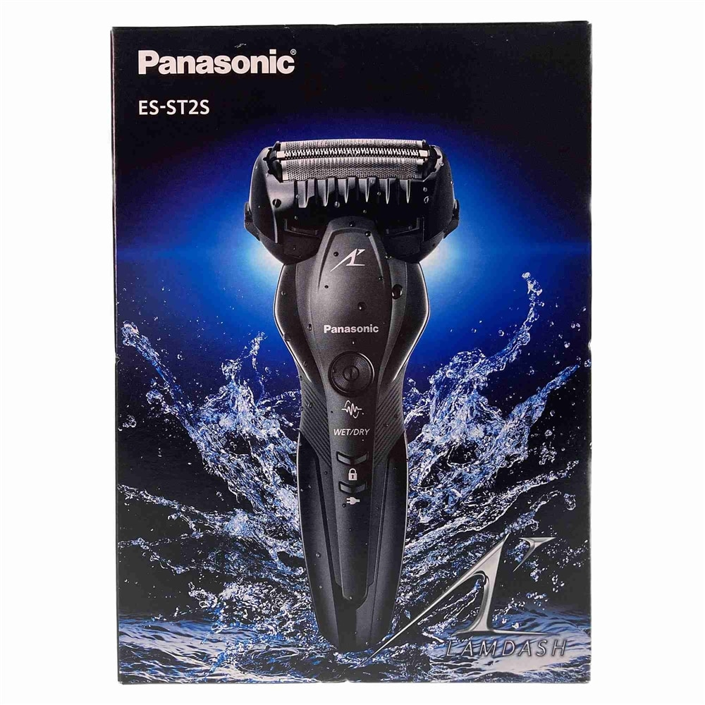 Máy cạo râu 3 lưỡi Panasonic Linear Lamdash ES ST2S