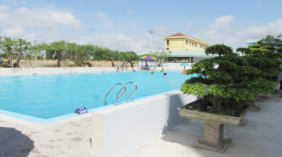 Bể Bơi
