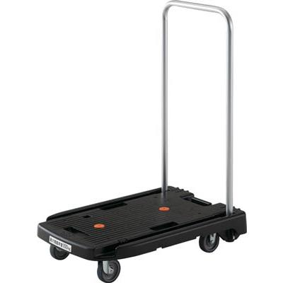 Xe đẩy hàng Trusco - # MP-6039N-BK (Light-Duty Resin Trolley)