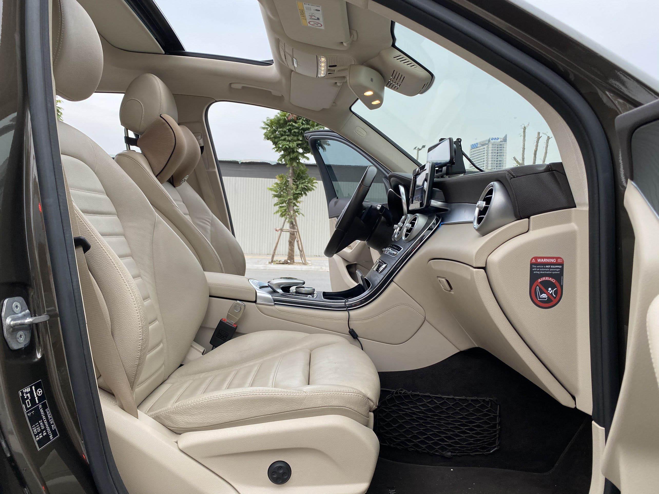 Mercedes GLC300 4Matic Sx 2017