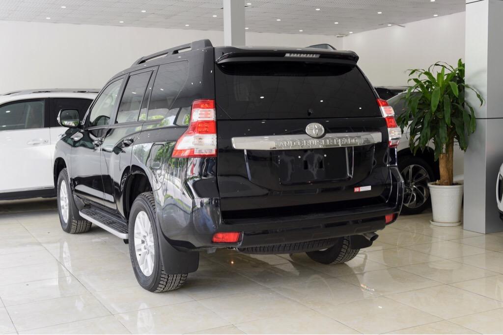 Toyota Land Prado máy dầu