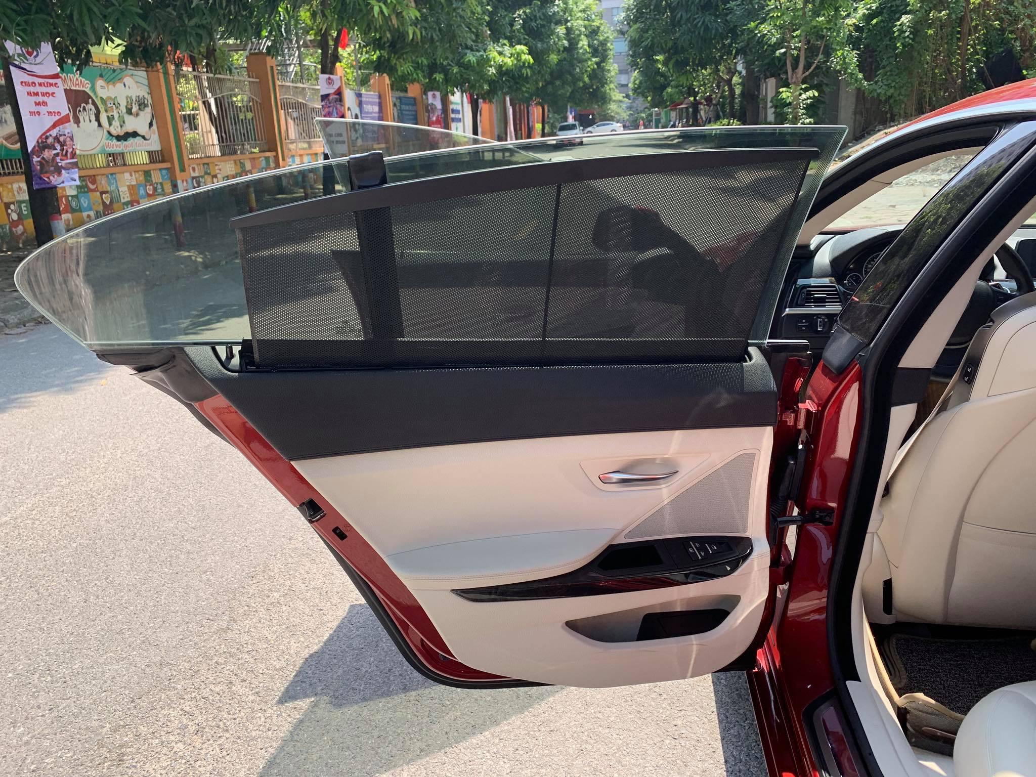 BMW 640i Grand Coupe 2015