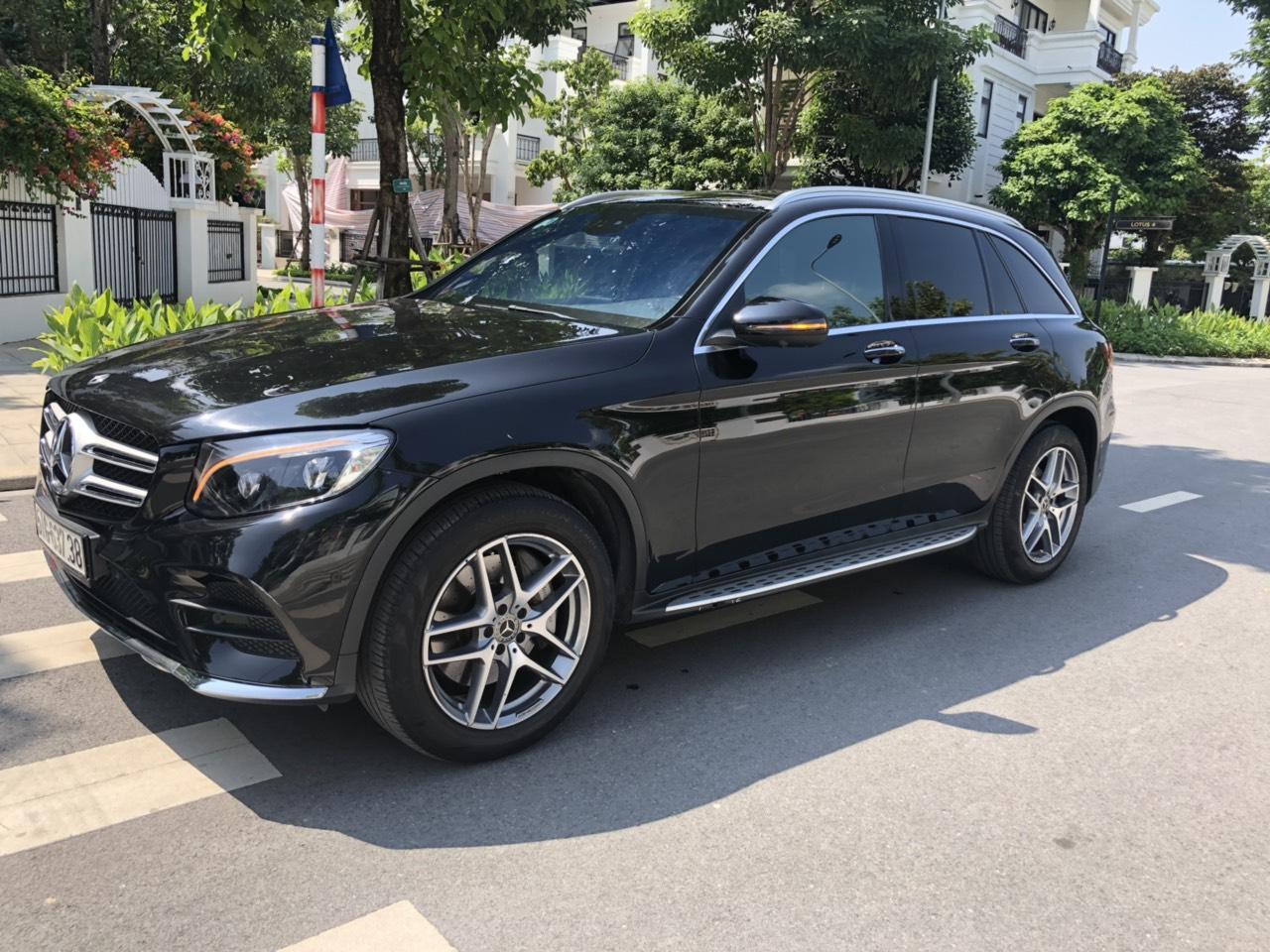 Mercedes Benz GLC300 2018