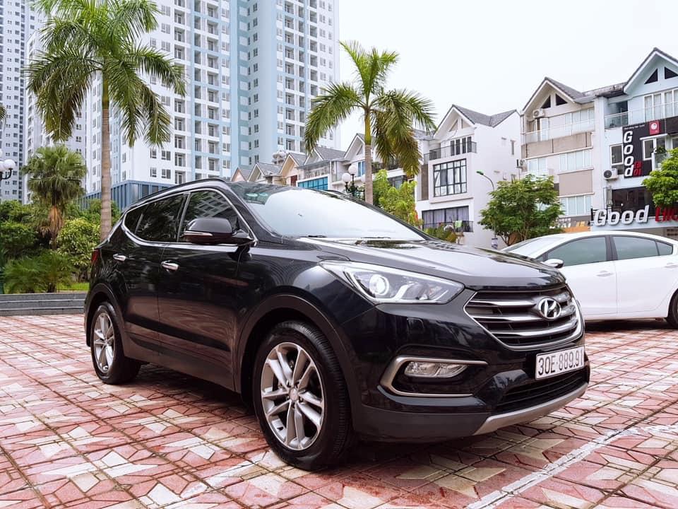 Hyundai Santafe 2.2 full dầu