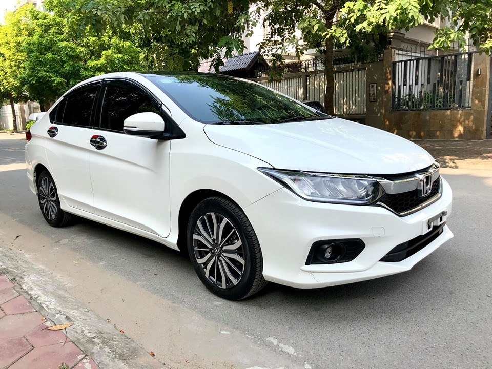 Honda City Top 2018