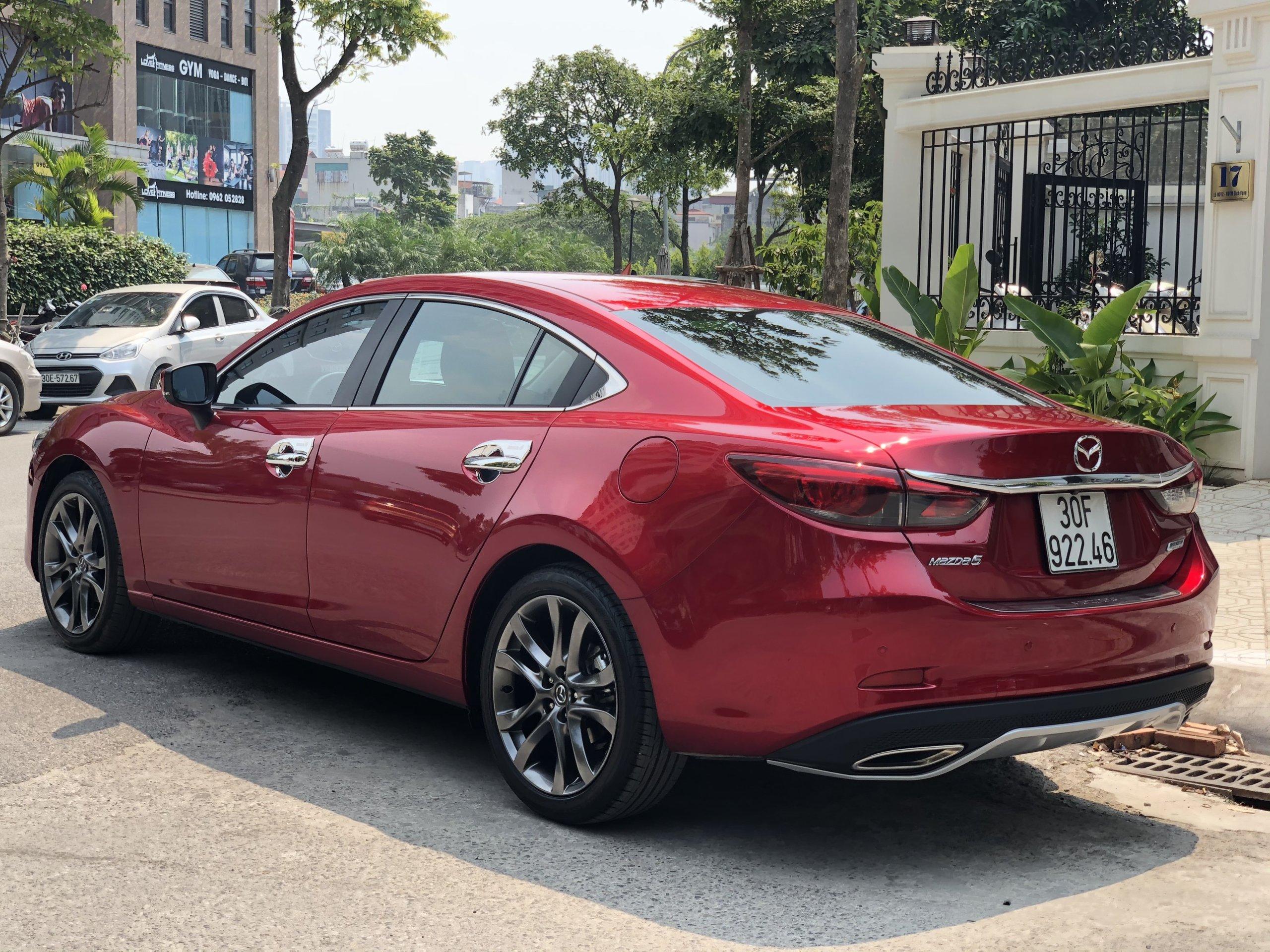 Mazda 6 2.0 Premium 2019