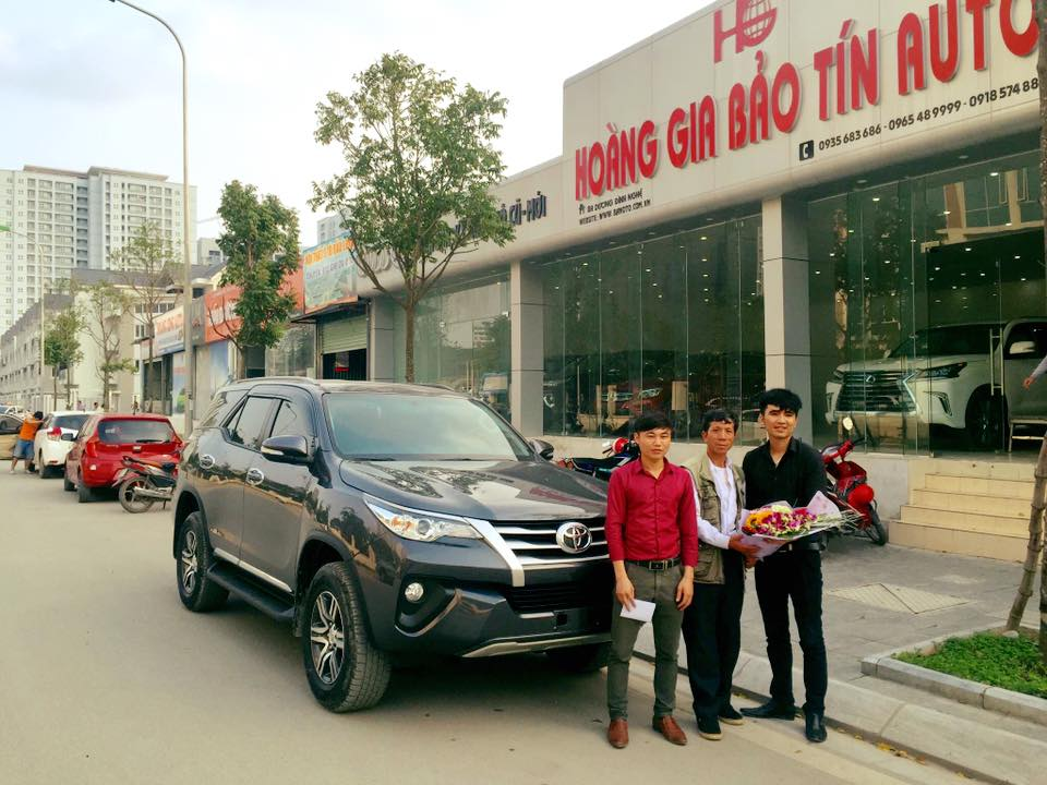 Toyota Fortuner G 2017 35A-120.xx