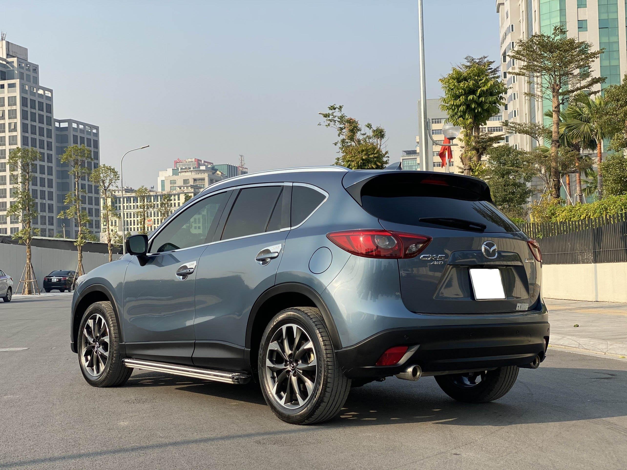Mazda CX5 Sx 2016
