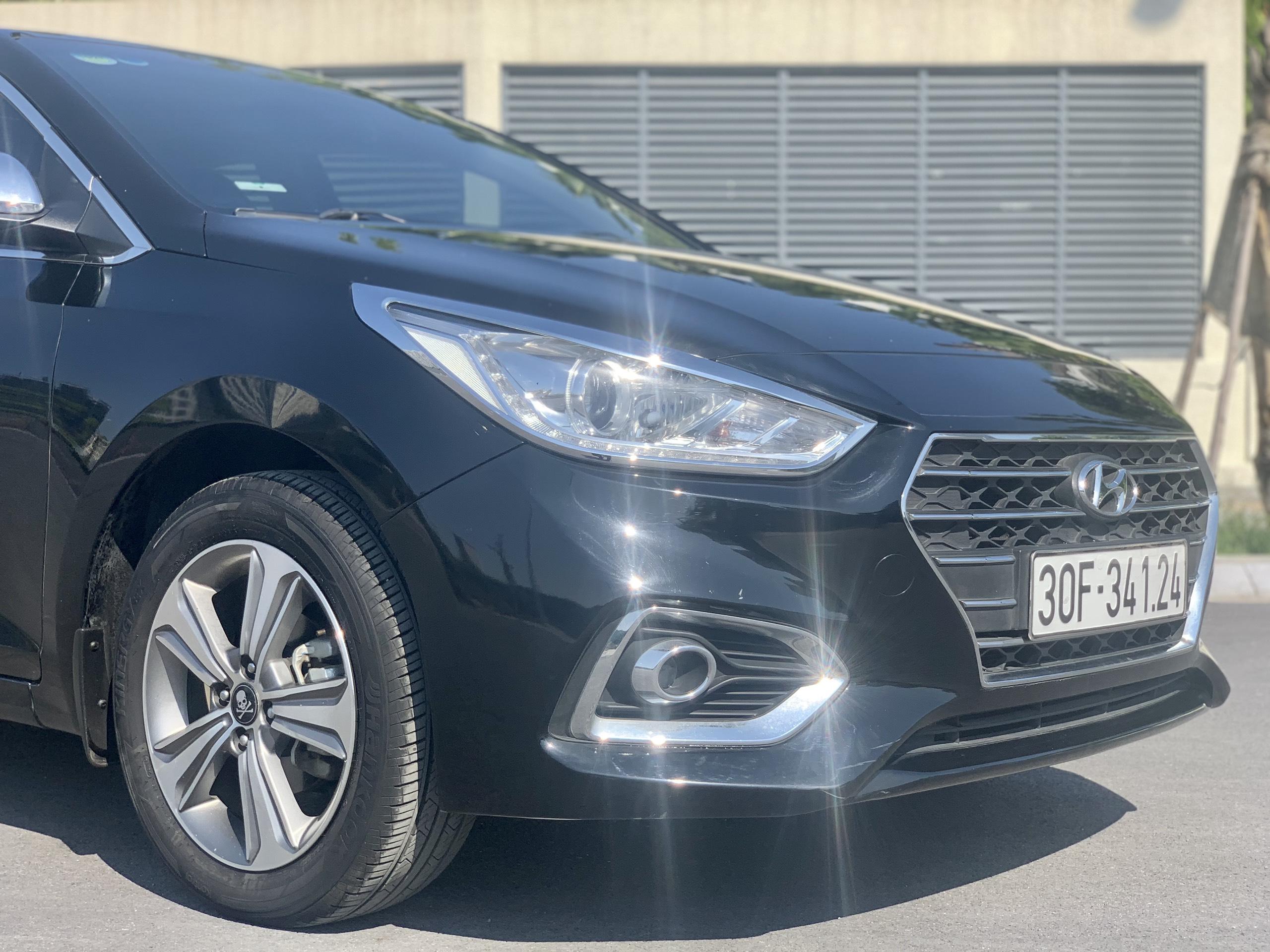 Hyundai Acent 2018