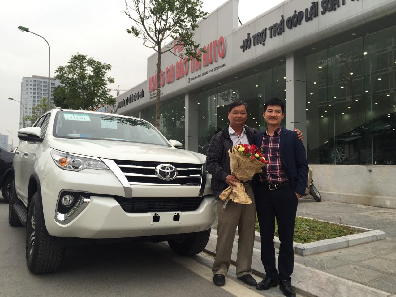Toyota Fortuner V 2018 26A-423.xx