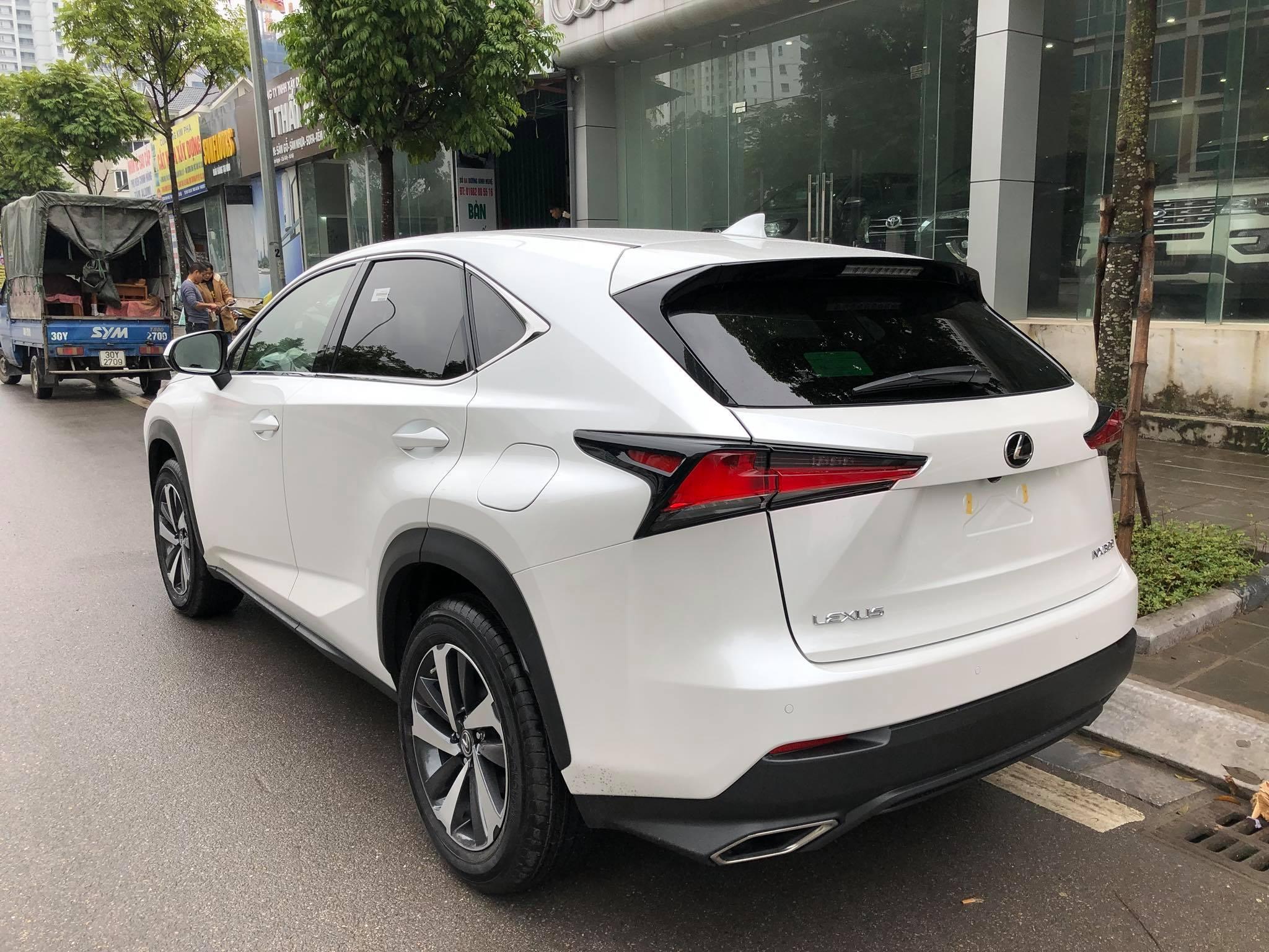 Lexus NX300t 2018 30F-838.xx