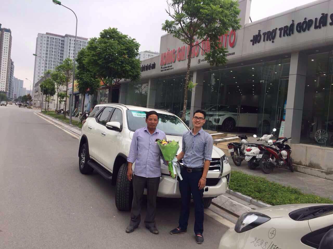 Toyota Fortuner 2017 51G-673.xx