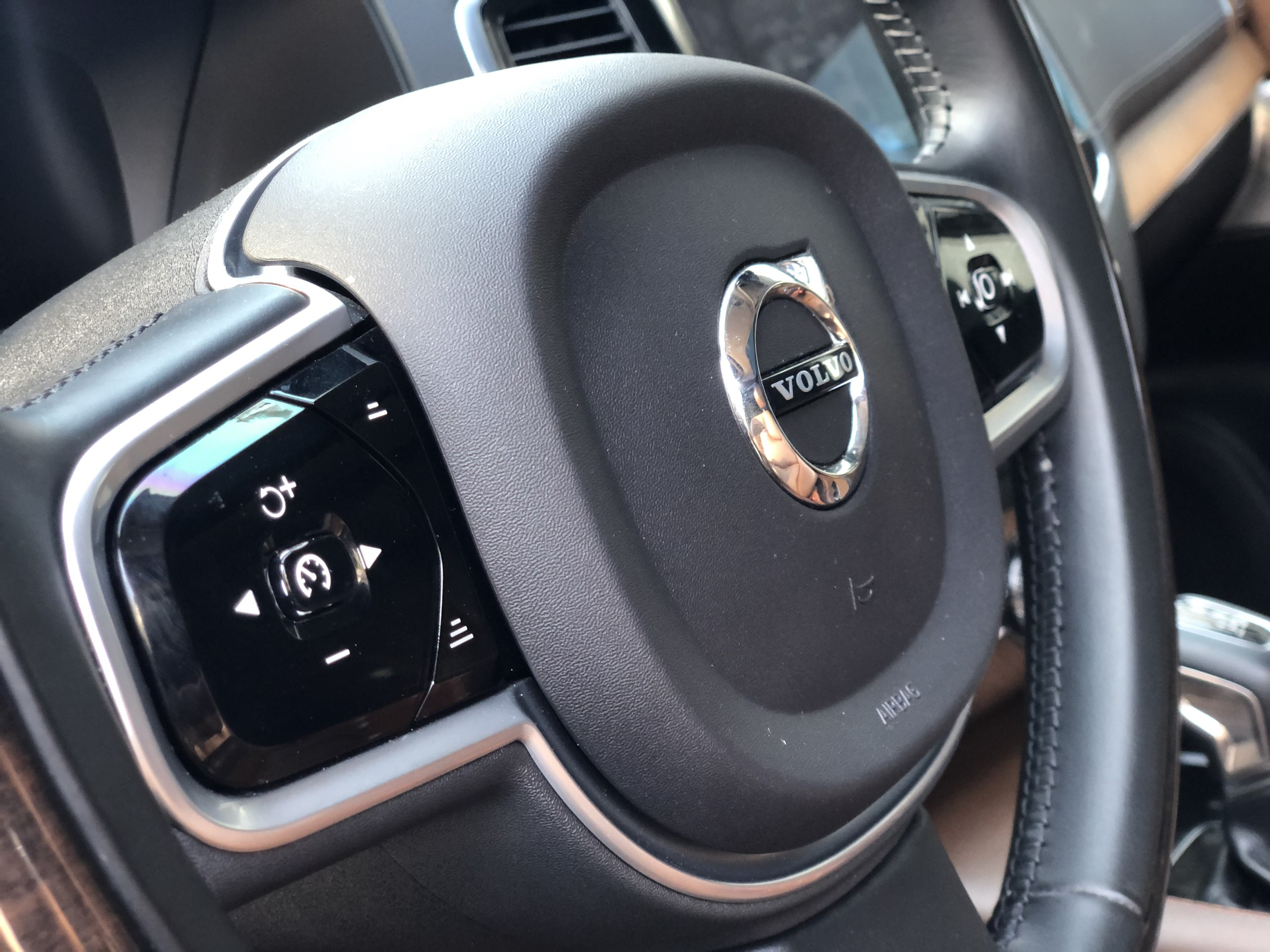 Volvo XC90 Incription 2017