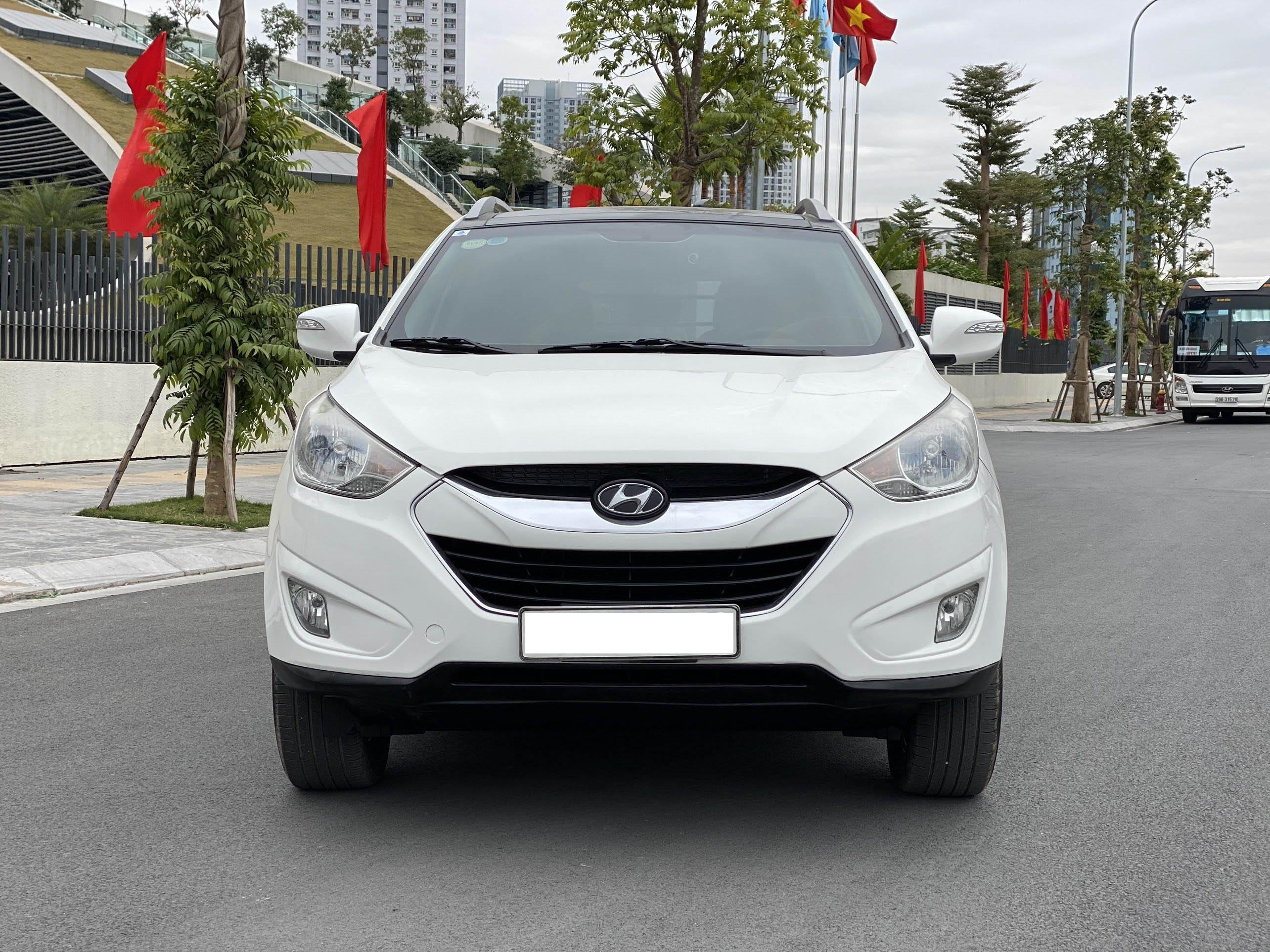Hyundai Tucson Sx 2010