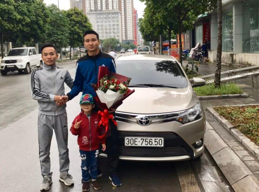 Toyota Vios G 2017 30E-756.xx